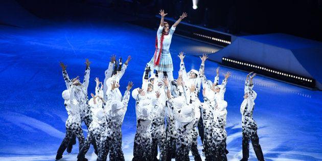 «Crystal» du Cirque du Soleil: magique et