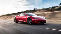 La Tesla Roadster dévoilée hier est simplement
