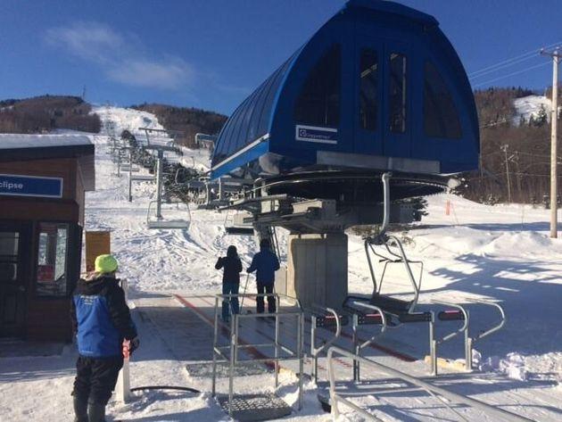 La nouvelle remontée de Stoneham permettra un meilleur accès à la montagne