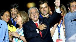 BLOGUE Sebastián Piñera élu à nouveau président du