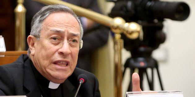 Le cardinal hondurien Oscar