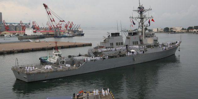 Le USS