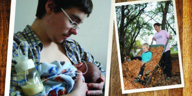 Ces hommes qui allaitent: «La maternité n'est pas une question de sexe», selon l'un