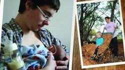 Ces hommes qui allaitent: «La maternité n'est pas une question de