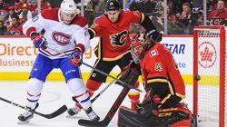 Le Canadien éteint les Flames à