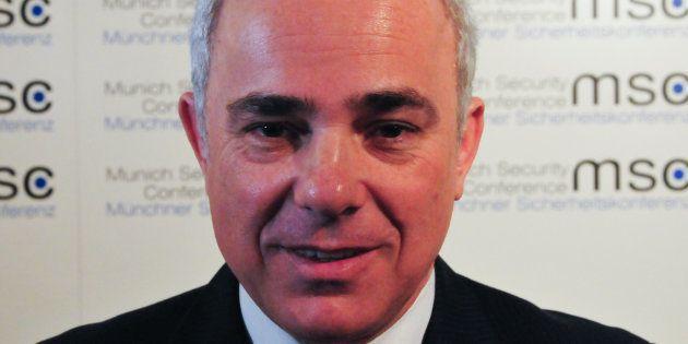 Le ministre de l'Energie israélien, Youval