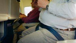 Transport aérien: les obèses peuvent-ils être défendus par un non