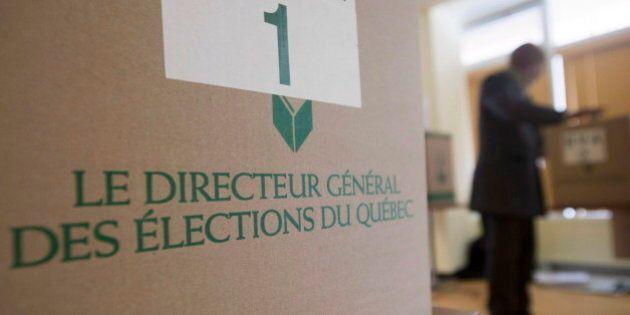 Le DGE enquête sur une mêlée de presse de PKP près d'un bureau de vote à