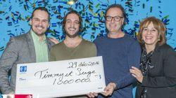 11 mois après le tirage, Loto-Québec retrouve des gagnants de 1 000 000 $ à