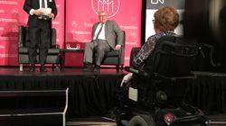 La réforme de la santé faite sur le dos des personnes handicapées, dit un