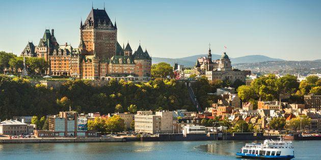 Le Vieux-Québec sera recréé en Chine! | HuffPost Québec