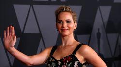 Jennifer Lawrence visite un hôpital pour enfants dans sa ville