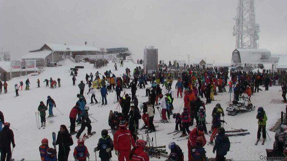 Météo ski: plus de peur que de