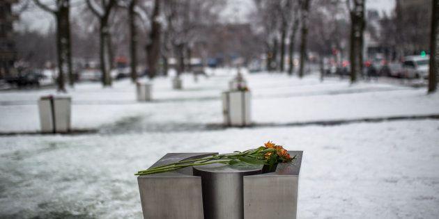 Le parc du 6-décembre-1989 à Montréal.