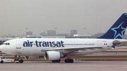 Air Transat blâmée pour l'incident du 31 juillet à
