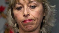 La veuve de Rob Ford est accusée de conduite avec les facultés