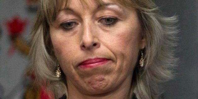 Renata Ford, la veuve de Rob Ford est accusée de conduite avec les facultés