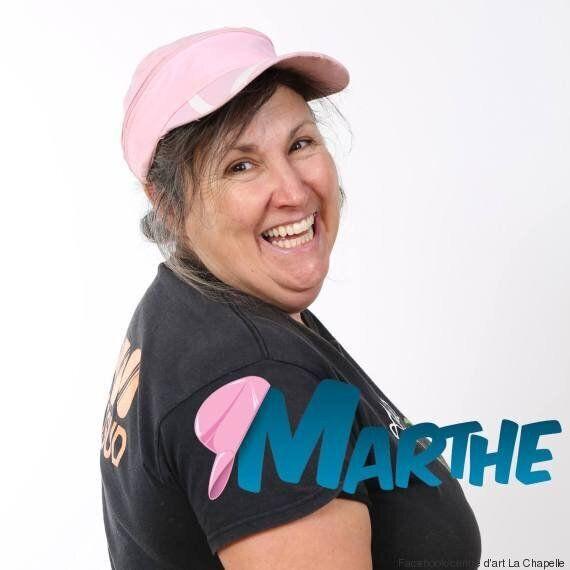 Marthe, l'hilarante horticultrice, de retour dans un spectacle
