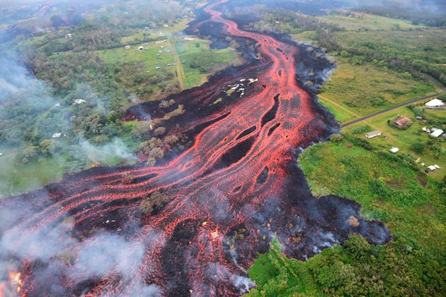 Χαβάη: Ανδρας έπεσε σε ένα από τα πιο καυτά ηφαίστεια του κόσμου και