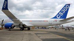 EgyptAir confirme l'achat de 12 appareils CS300 à