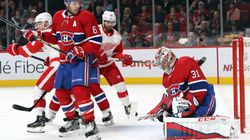 Le Canadien rosse les Red Wings