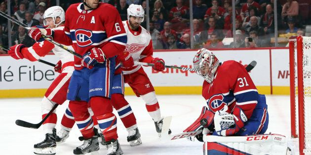 Le Canadien rosse les Red Wings