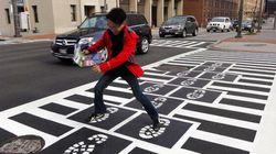 Rendre ludiques les espaces urbains de
