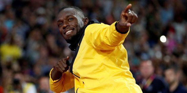 Usain Bolt rêve de faire carrière dans le