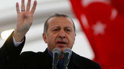 Le président turc accuse l'Occident de soutenir l'État