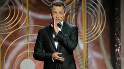Golden Globes 2018: les meilleurs moments du numéro d'ouverture de Seth