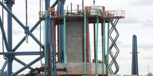 Déjà des milliers de réparations ont été faites au nouveau pont