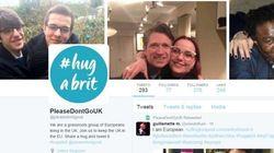 «Embrassez un Britannique» pour éviter le
