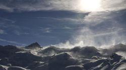 Des skieurs secourus après avoir été perdus pendant quatre