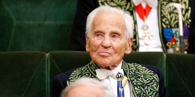 L'écrivain français Jean d'Ormesson meurt d'une crise cardiaque à 92