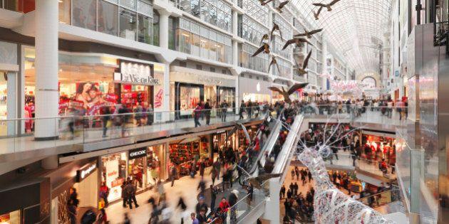 Les soldes de l'Après-Noël attireront bon nombre de Québécois en