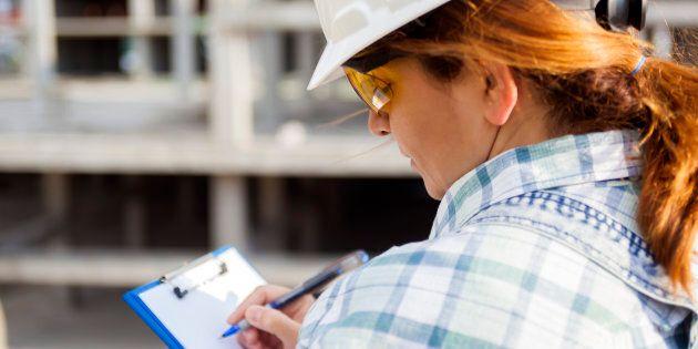 L'industrie de la construction a également un travail à faire concernant la situation des femmes.