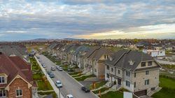 Le prix moyen des maisons au Canada continue de