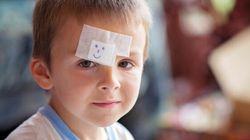 Une commotion chez un enfant peut nuire à sa relation