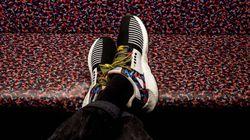 Adidas crée des chaussures inspirées du métro de Berlin (qui sont aussi un titre de transport