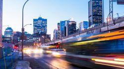 Montréal est la ville la plus congestionnée au