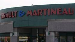 Les employés de Brault et Martineau déposent une