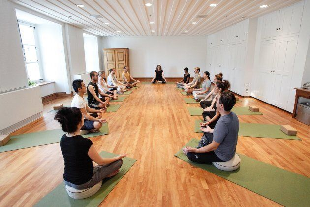 Des ateliers d'initiation à la méditation pleine conscience sont offerts au Monastère des Augustines, dans le Vieux-Québec.