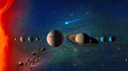 C'est la pagaille dans notre système solaire et ce serait la faute de Jupiter et