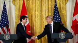 Trudeau-Trump: la réunion de deux