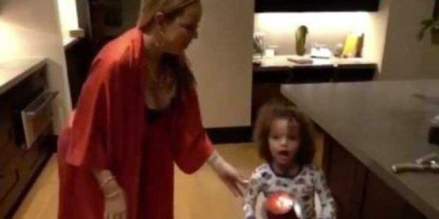 Le fils de Mariah Carey a trouvé la musique parfaite pour passer de joyeuses fêtes de