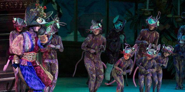 Le ballet «Casse-Noisette» reprend l'affiche pour une 54e