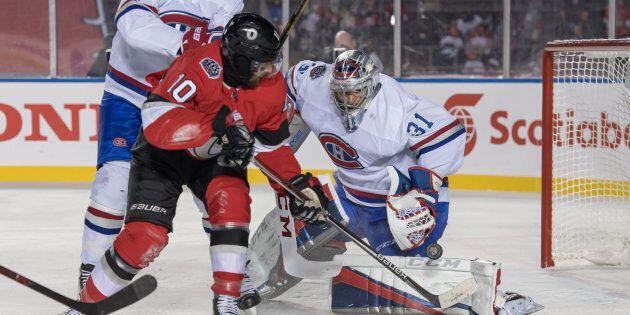 Le Canadien a livré une performance décevante à un très mauvais