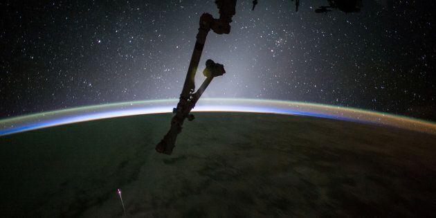 La capsule Dragon de SpaceX arrive à la Station spatiale