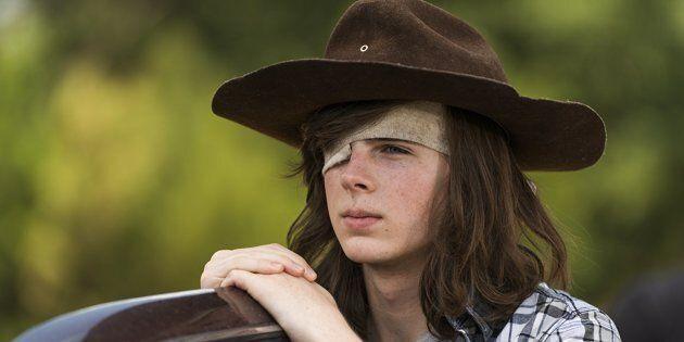 «The Walking Dead»: la nouvelle coupe de cheveux de cet acteur en dit beaucoup [ATTENTION