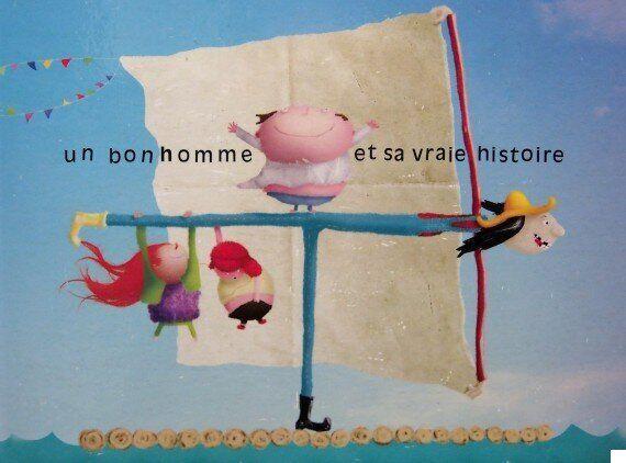 «Un bonhomme et sa vraie histoire»: un livre révolutionnaire pour les